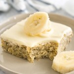 Easy Banana Cake