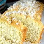 Old Fashion Coconut Buttermilk Cake