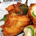 Fried Chicken Jalapeno Poppers