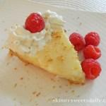Silky Creamy Citrus Pie