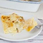 White Chicken Ravioli Bake