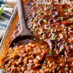 Ultimate Easy BBQ Baked Beans
