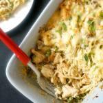 Easy Creamy Chicken Noodle Casserole