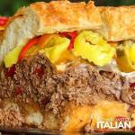 Hot & Spicy Roast Beef Sandwiches
