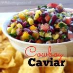 Southwest Cowboy Caviar
