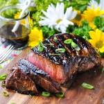 5-Minute London Broil Marinade