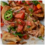 Quick & Easy Tex Mex Chicken Chimichangas