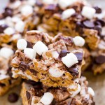 No Bake S'mores Bars