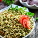 Easiest Ever Tabouli
