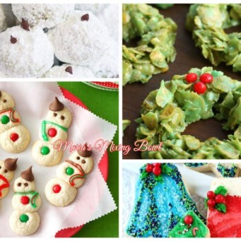 35 Amazingly Delicious Christmas Cookies