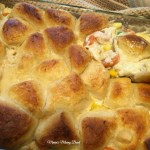 Easy Bubble Up Chicken Pot Pie