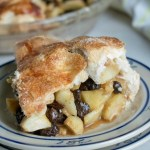 Apple Raisin Pie