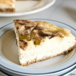 Instant Pot Apple Cinnamon Cheesecake