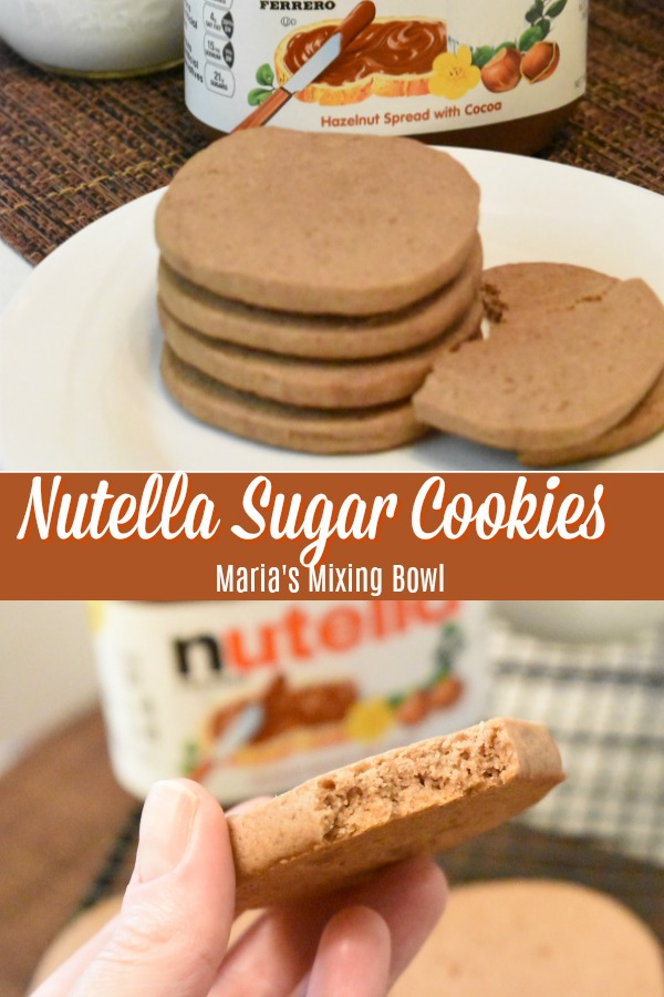 Nutells Sugar Cookies