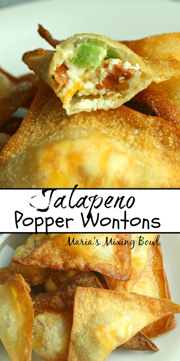 Jalapeno Wonton Appetizers