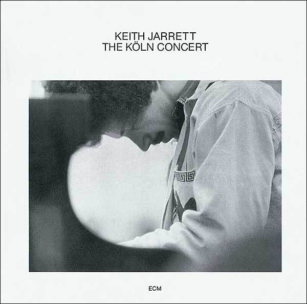 Keith Jarrett, The Köln Concert.