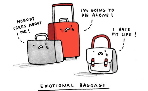 23 Ways to Stop Your Baggage Getting Emotional