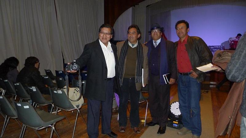 Leoncio Luque Ccota (2013), Boris Espezúa (2009), Alfredo Herrera (1995) y Darwin Bedoya (2011).