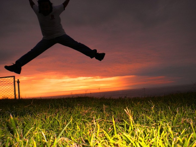 El salto de la esperanza