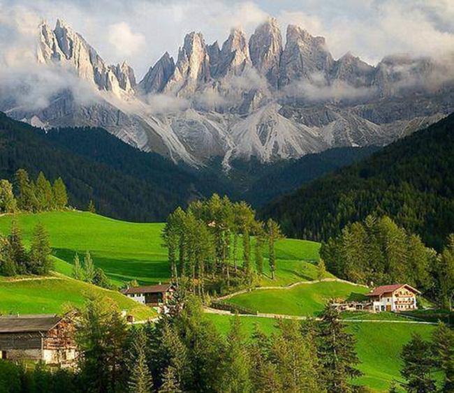 Lindo paisaje