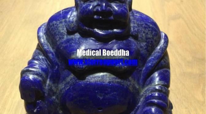 Jouw 'Medicijn Boeddha' wekken op 2e Volle Maan 19 febr 2019