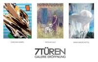 Flyer - Künstler der Hamburger Schule - 7Türen