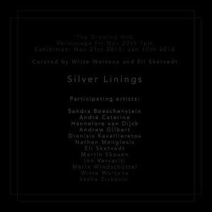 Flyer - Silver Linings Berlin