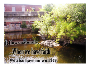 Have Faith - No Worries Image