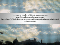 Higher than the Heavens Blog Graphic
