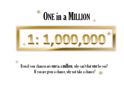 One in a Million Blog