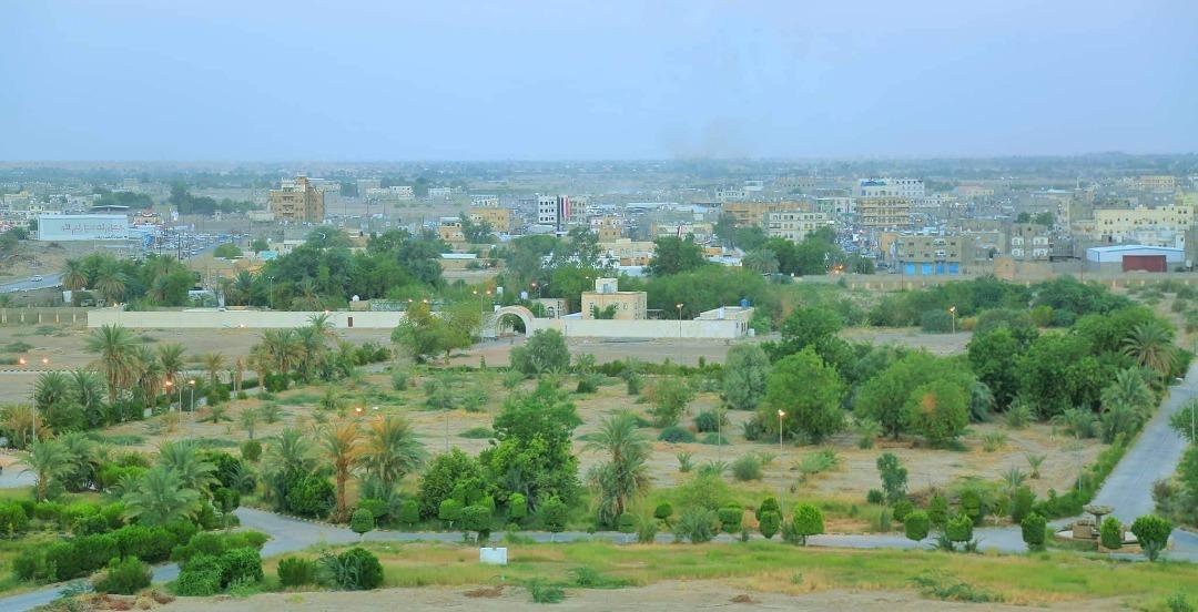 المذحجي : انجاز 30 بالمائة من اعمال اسقاط المخطط العام لعاصمة محافظة مأرب