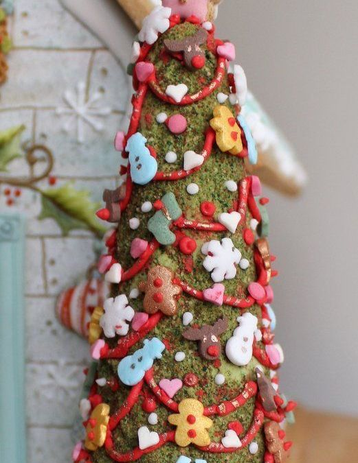 Casita de Jengibre – Gingerbread House