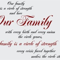 Family Over Everything (in this world)