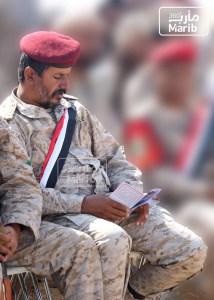 العميد عبدالواحد دوكر الحداد قائد اللواء الثاني حماية طرق