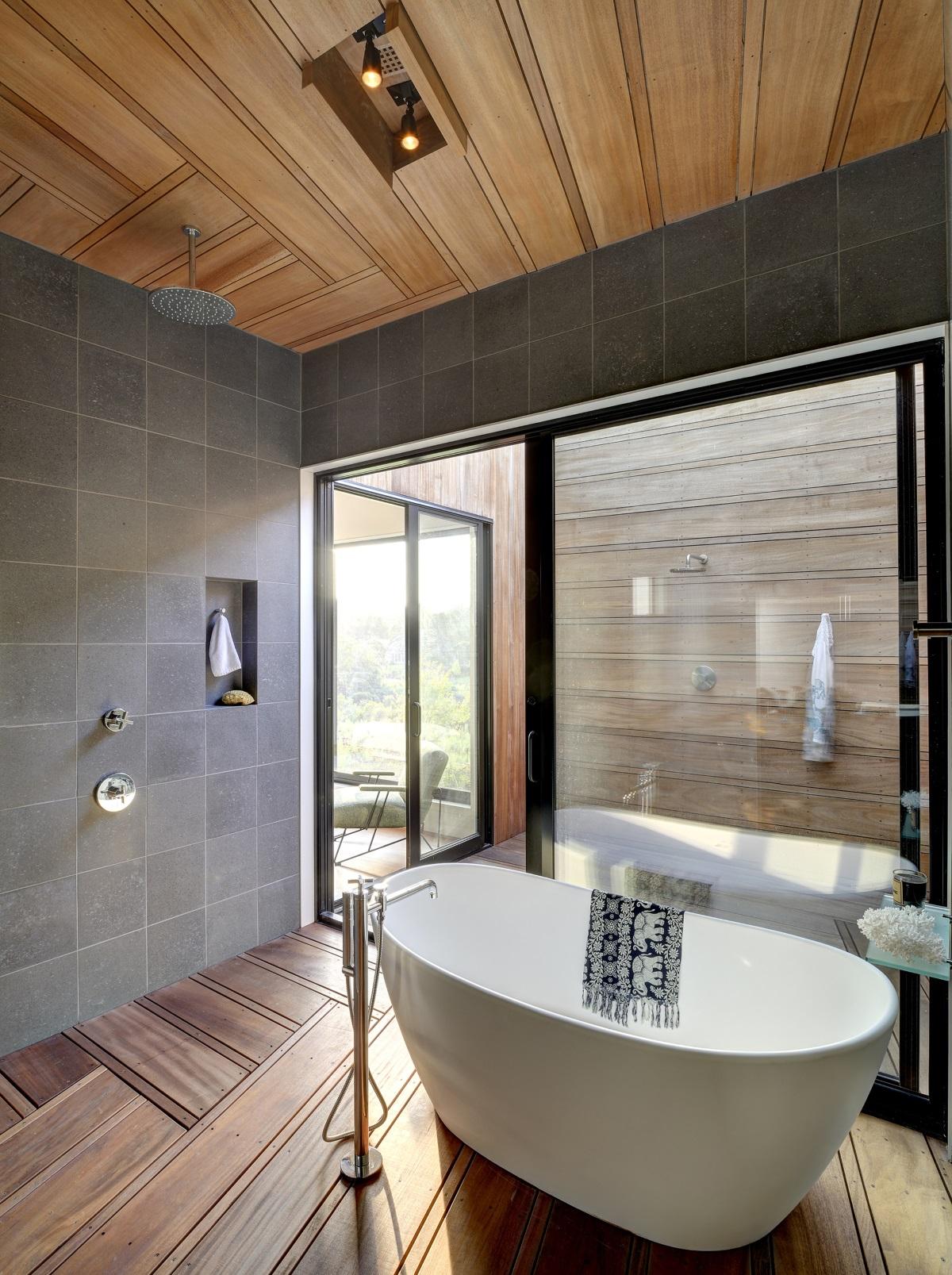 Residential Design Inspiration Modern Master Bathrooms