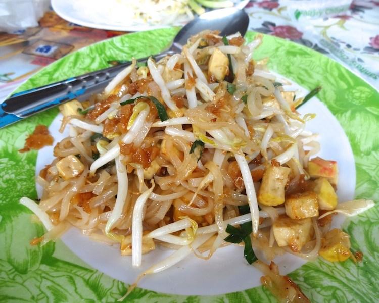 Noodle, pad thai, vegan thai food