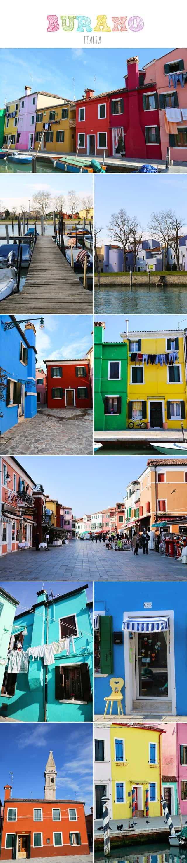 Burano Italy
