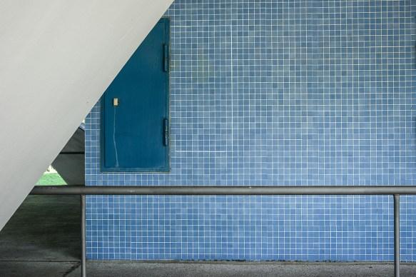 Oscar-Niemeyer-Bau im Hansaviertel