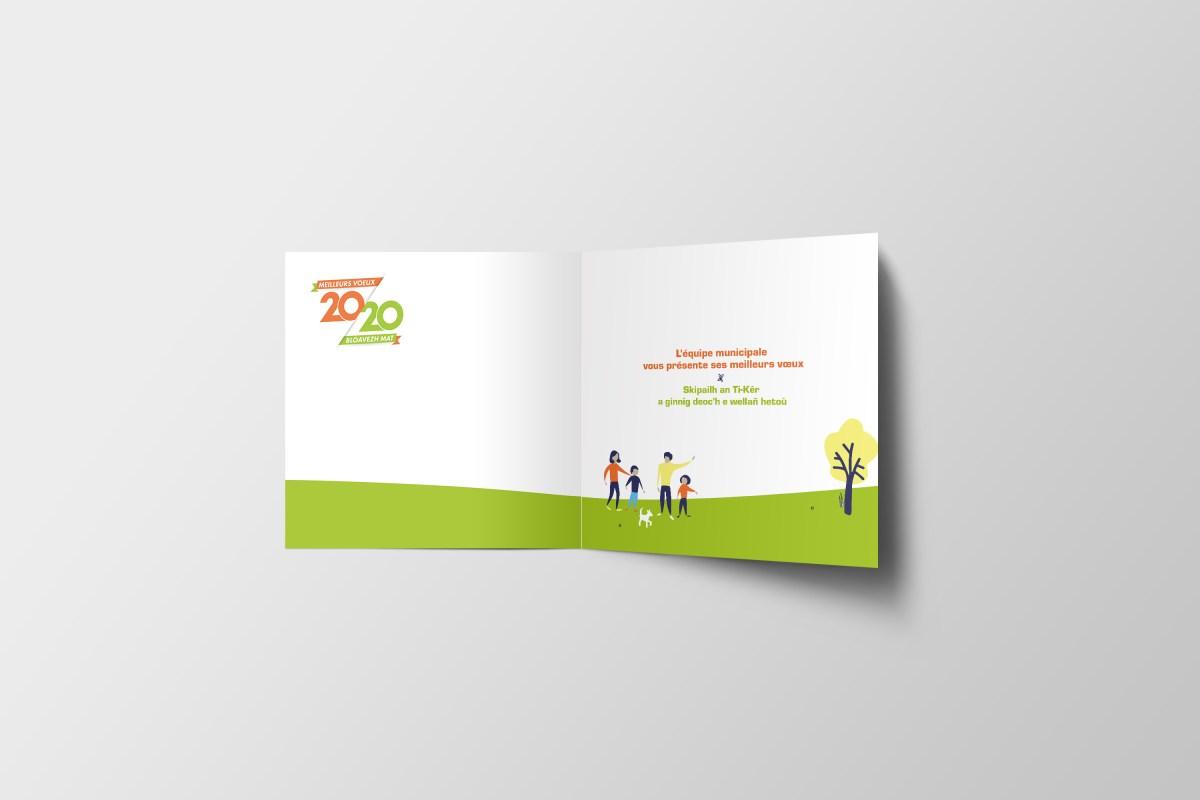 Carte de voeux 2020 - présentation 2