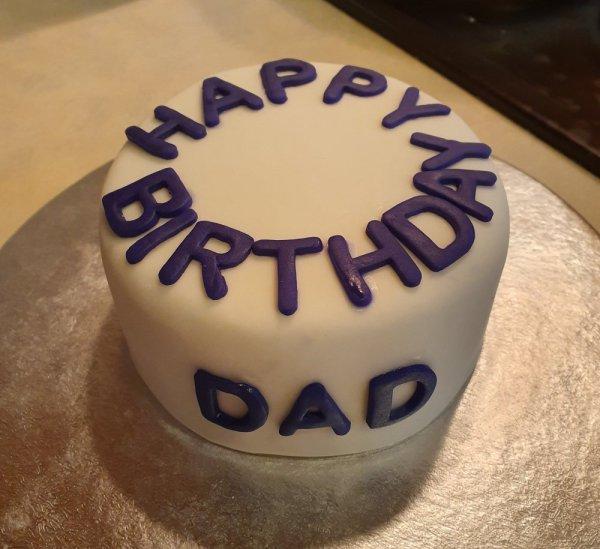 Personalised Birthday Cake Delivered Milton Keynes