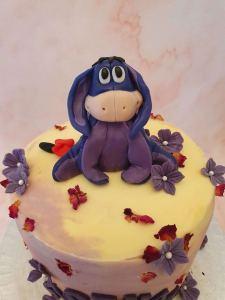 Eeyore Birthday Cake Marie Makes Milton Keynes