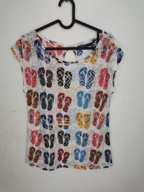 T shirt Tongs