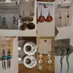 Nouveaux bijoux Boucles d'oreilles
