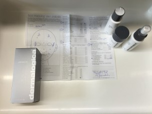Dermalogica Facemapping MarieCadie.com