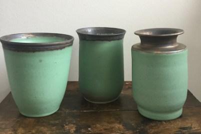 Les 3 vases
