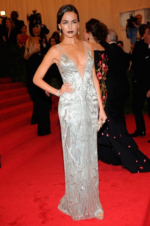 Camilla Belle at the Met Ball 2012 - Costume Institute Gala - Marie Claire