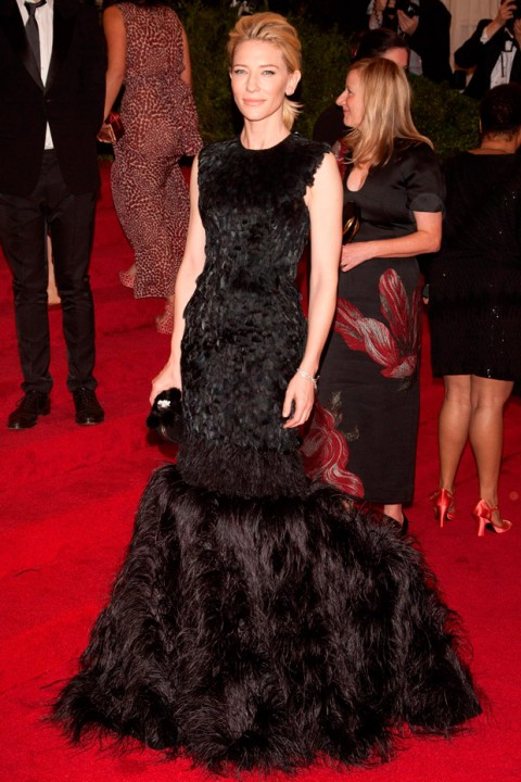 Cate Blanchett at the Met Ball 2012 - Costume Institute Gala - Marie Claire