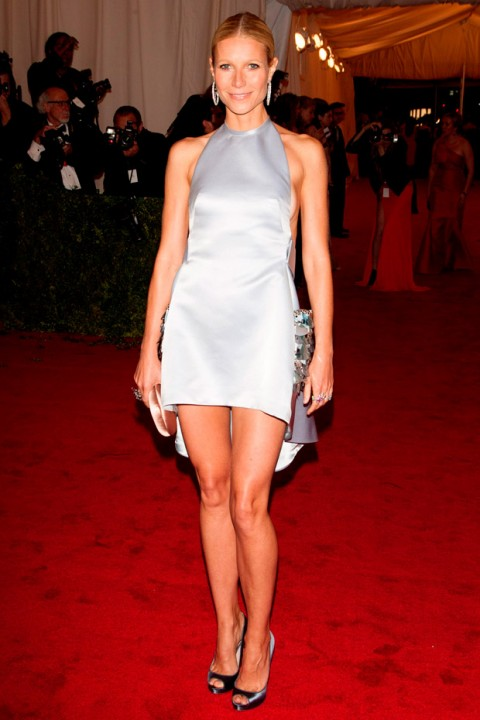 Gwyneth Paltrow at the Met Ball 2012 - Costume Institute Gala - Marie Claire