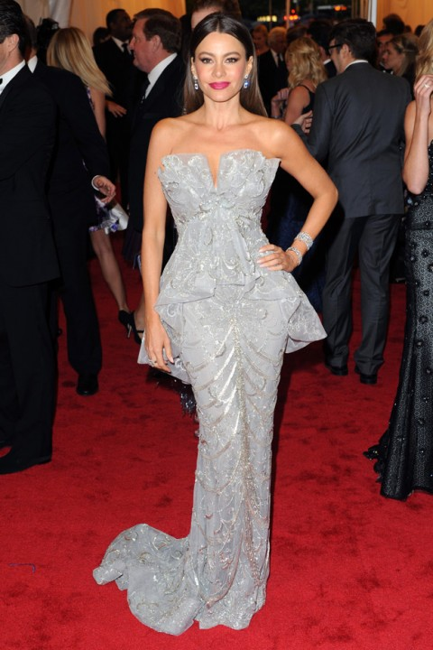 at the Met Ball 2012 - Costume Institute Gala - Marie Claire