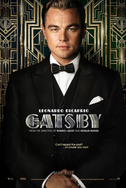 The Great Gatsby - Film Poster - Baz Luhrmann - Marie Claire - Marie Claire UK